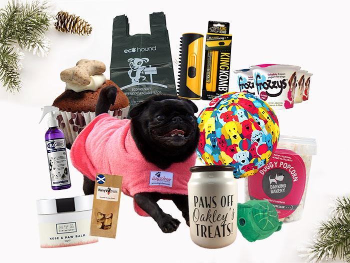 Dog Christmas Gift Guide 2018