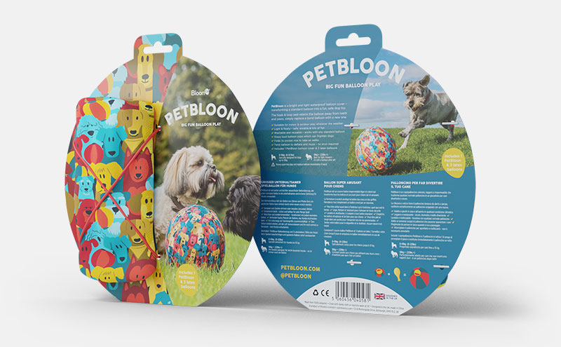 PetBloon Packaging Image