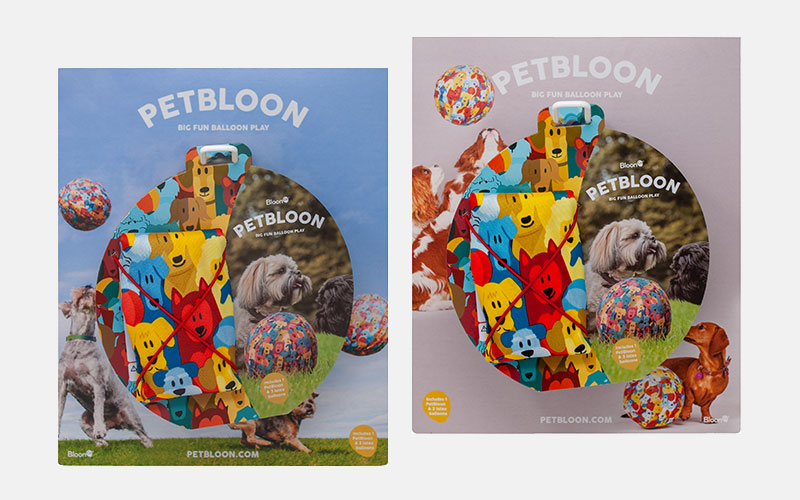 PetBloon Eurohook Display
